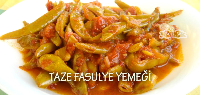 diyet-taze-fasulye-yemegi Diyet Taze Fasulye Yemeği Tarifi