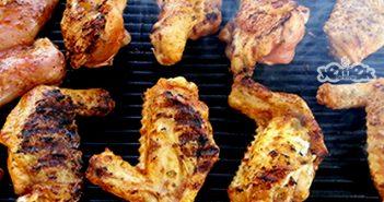 tavuk kanat mangal tarifi