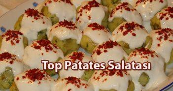 top patates salatası tarifi
