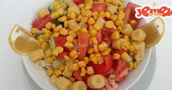 mısırlı salata tarifi