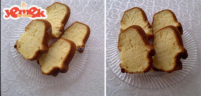muzlu pudingli kek tarifi