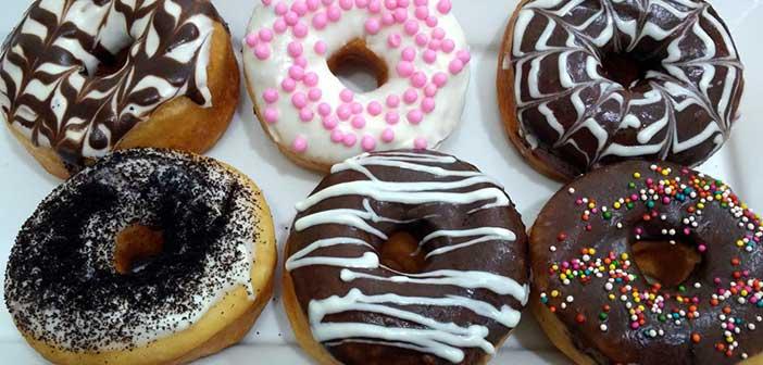 Muzlu Donut Tarifi