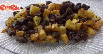 patatesli ciğer kavurması tarifi