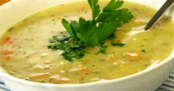 terbiyeli pırasa çorbası nasıl yapılır