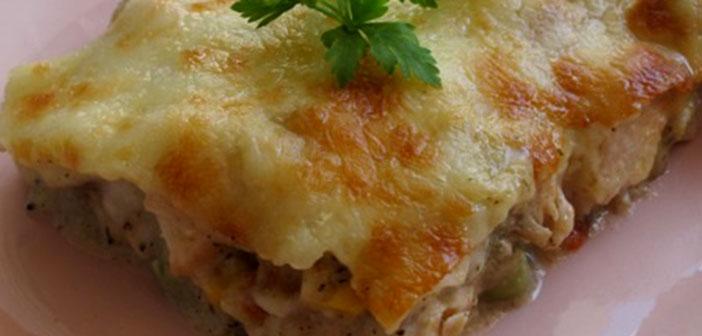 firinda-besamel-soslu-sebzeli-tavuk Fırında Beşamel Soslu Sebzeli Tavuk