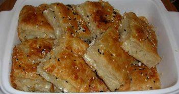 peynirli yufkalı milföy böreği tarifi