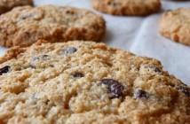 zayıflatan üzümlü diyet kurabiye