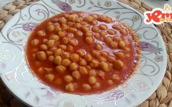 nohut yemeği nasıl yapılır