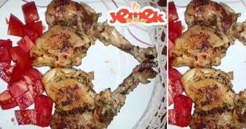 tavada tavuk pirzola nasıl yapılır