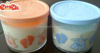 bebek yoğurdu nasıl yapılır
