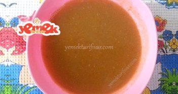 ilikli sebze çorbası nasıl yapılır