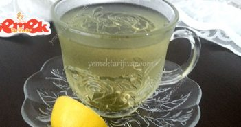 nane limon çayı nasıl yapılır