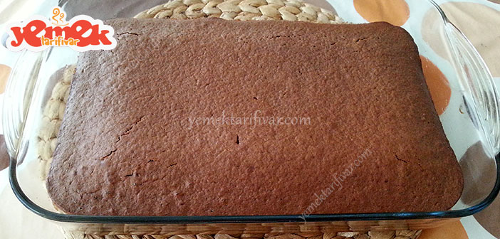 islak-kek-nasil-yapilir Islak Kek Tarifi Nasıl Yapılır