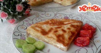 kolay peynirli tava böreği tarifi
