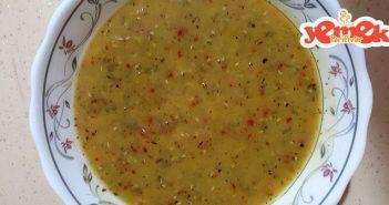kolay kırmızı mercimek çorbası tarifi