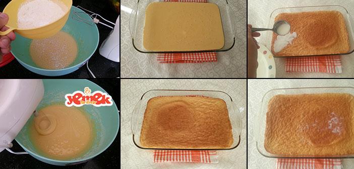 gelin-pastasi-nasil-yapilir Gelin Pastası Tarifi