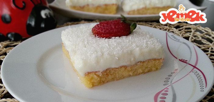 gelin-pastasi-tarifi Gelin Pastası Tarifi