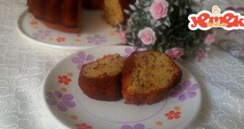 havuçu tarçınlı cevizli kek tarifi