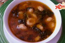 ıspanaklı fellah çorbası tarifi