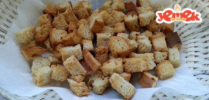 kitir-ekmek-nasil-yapilir Kıtır Ekmek Nasıl Yapılır?