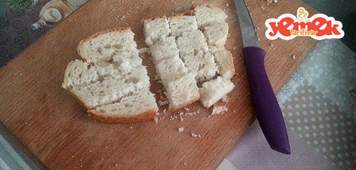 kitir-ekmek-tarifi-nasil-yapilir Kıtır Ekmek Nasıl Yapılır?
