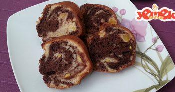 kuru kayısılı iki renkli kek tarifi