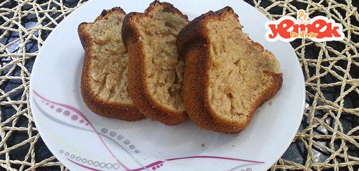 tarcinli-kek-tarifi Tarçınlı Kek Tarifi