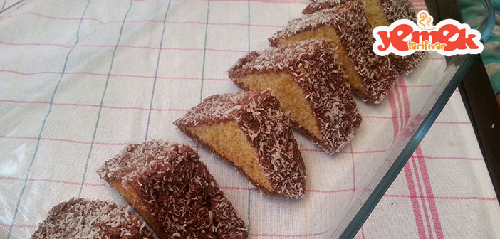 kolay-ucken-kek-tarifi-yapilisi Kolay Üçgen Kek Tarifi