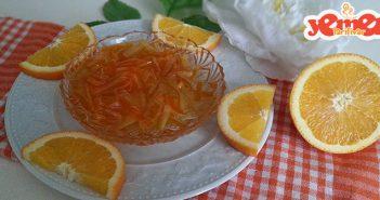 portakal kabuğundan reçel yapılışı