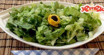 sağlıklı yeşil salata tarifi