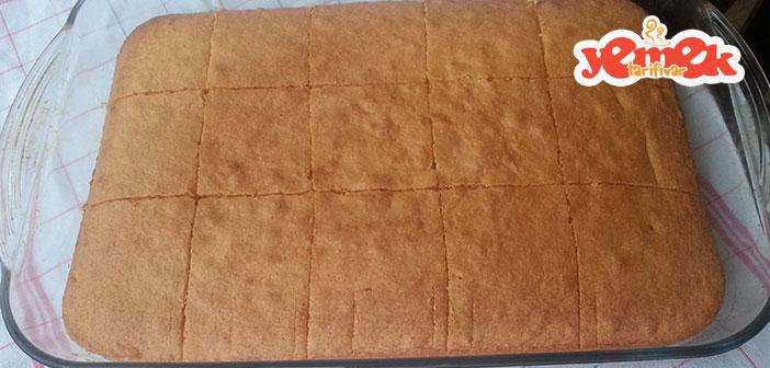 ucgen-kek-kesimi Kolay Üçgen Kek Tarifi