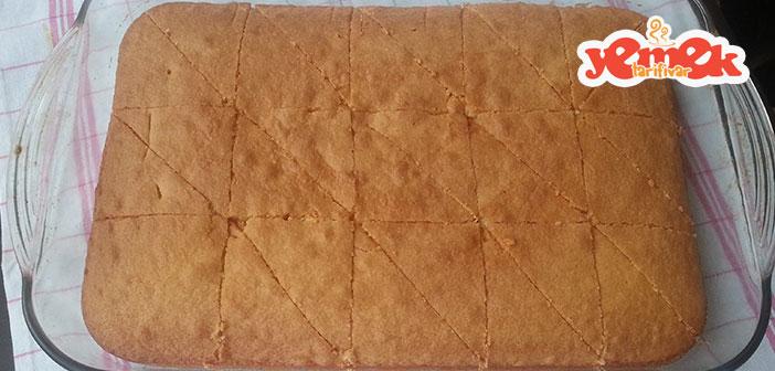 ucgen-kek-nasil-kesilir Kolay Üçgen Kek Tarifi