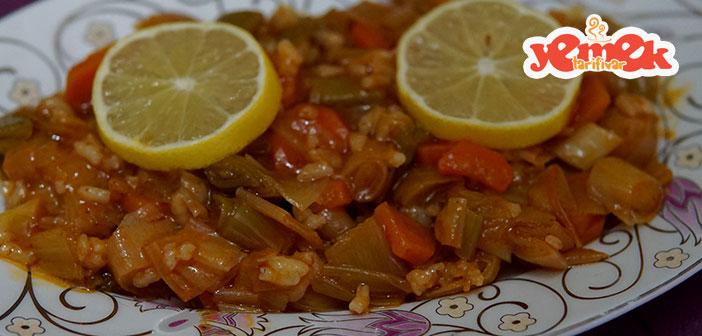 zeytinyagli-pirasa-yemegi-nasil-yapilir Zeytinyağlı Pırasa Yemeği Nasıl Yapılır?