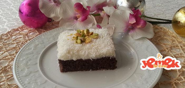 kakaolu-gelin-pastasi-tarifi Kakaolu Gelin Pastası Tarifi