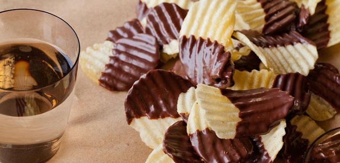 cikolataya-batirilmis-patates-cipsi Çikolataya Batırılmış Patates Cipsi