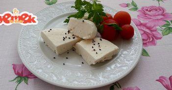 ev yapımı peynir nasıl yapılır