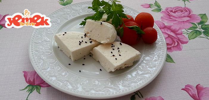 ev-yapimi-peynir-nasil-yapilir Evde Peynir Nasıl Yapılır?