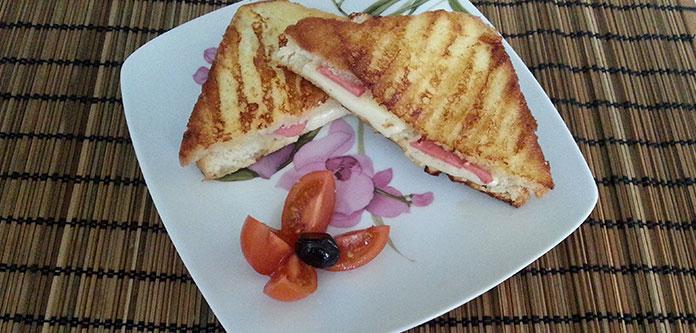 fransız tostu nasıl yapılır