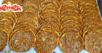 hatay biberli ekmek tarifi
