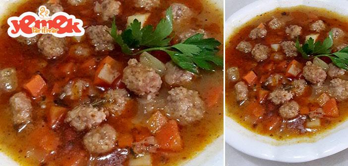 havuçlu-patatesli-sulu-köfte-çorbası Havuçlu Patatesli Sulu Köfte
