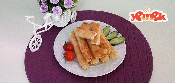 süzme-peynirli-sigara-böreği-tarifi Süzme Peynirli Sigara Böreği Tarifi