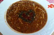 saçaklı çorba tarifi